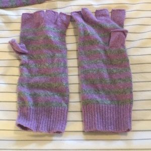 J. Jill Accessories - Infinity scarf with fingerless gloves